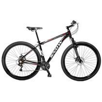 Bicicleta Snow MTB Alumínio Aro 29 Kit Shimano 21 Marchas Freios a Disco - 429.11D -