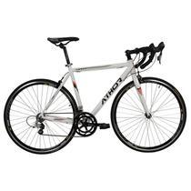 Bicicleta speed aro 700 aluminio branca athor - cd -