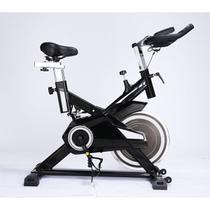 Bicicleta spinning freecycle 7800 - preto e cinza -