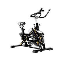 Bicicleta Spinning Kikos F3i Preto -