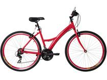 Bicicleta Tito Urban Aro 700 21 Marchas  - Câmbio Shimano Quadro Alumínio Freio V-brake