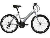 Bicicleta Tito Urban Teen Aro 24 21 Marchas  - Quadro Alumínio Freio V-brake