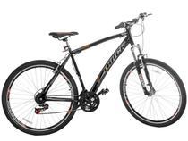 Bicicleta Track & Bikes Black Aro 29 21 Marchas - Freio V-Brake
