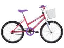 Bicicleta Track  Bikes Cindy Aro 20 - Quadro de Aço Freio V-Brake