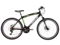 Bicicleta Track & Bikes TK 480 Aro 26 21 Marchas - Câmbio Shimano Quadro Alumínio Freio à Disco