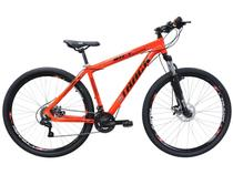 Bicicleta Track & Bikes TKS Aro 29 21 Marchas - Suspensão Dianteira Câmbio Shimano