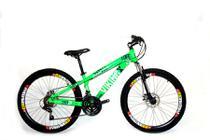 Bicicleta Tuff Freeride Aro 26 Freio a Disco 21 Vel. VikingX - Viking-X