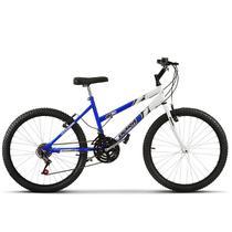 Bicicleta Ultra Aro 24 Feminina Bicolor - Ultra Bikes