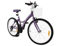 Bicicleta Urban Teen Aro 24 21 Marchas  - Freio V Brake - Tito