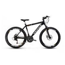 Bicicleta Vikingx 55 Aro 26 Freio À Disco 21 Marchas -