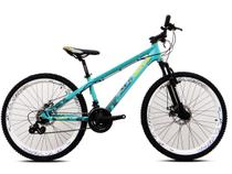 Bicicleta VikingX Tuff29 Aro 26 Shimano 21v Freio a Disco -