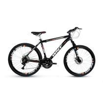Bicicleta Wny Aro 26 Freio À Disco 21 Marchas -