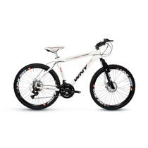 Bicicleta Wny Aro 26 Freio À Disco 24 Marchas -