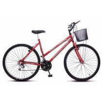 Bicicletas Colli Allegra City Aro 26 Comun 18 Marchas - 153.16D -