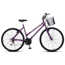 Bicicletas Colli Allegra City Aro 26 Comun 18 Marchas - 153.17D -