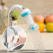 Bico adaptador para torneira rotação 360 Graus tipo ducha - Bimport