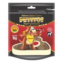 Bifinho de Carne - 1 kg - Petitos