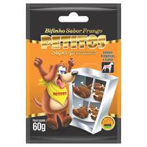Bifinho de Frango - 60 g - Petitos