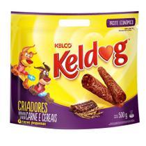 Bifinho Keldog Cães Carne E Cereais - 500g - Kelco -