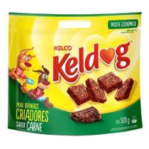 Bifinho Mini Keldog Cães Carne - 500g - Kelco -
