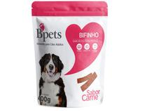 Bifinho para Cachorro Adulto Bpets Carne 400g -