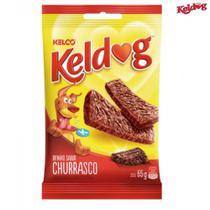 Bifinho para Cães Churrasco 65g Keldog - Keldog -