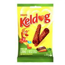Bifinho para Cães Sabor Carne e Vegetais Raças Pequenas 55g Keldog - Keldog -