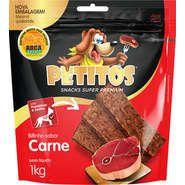 Bifinho petitos carne 1kg -