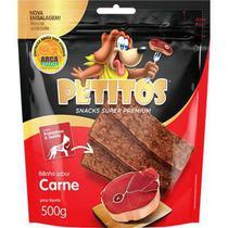 Bifinho petitos carne para cachorro 500gr -