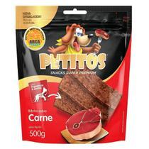 Bifinho Petitos - Sabor Carne -