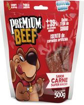 Bifinho Premium para Cães de Carne 500g - Mister Bone