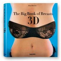 Big Book of Breasts, the 3D - Taschen do brasil