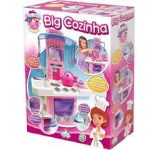 Big Cozinha Infantil Completa - Big Star -