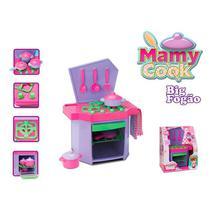 Big Fogão Infantil Mamy Cook - Silmar -