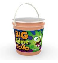 Big Pote De Slime Ecão 400g Dtc Sortido - Brinquedos