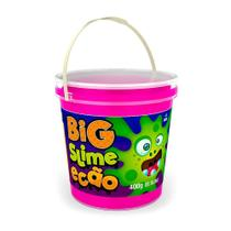 Big Slime Ecao Rosa 400g 5113 - Dtc -