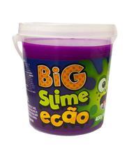 Big Slime Ecao Roxo 400g 5113 - Dtc -