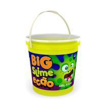 Big Slime Ecao Verde Limao 400g 5113 - Dtc -