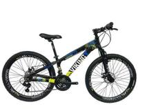 Bike 26 Freeride Vikingx Tuff 21v Imp/Shimano Freio Disco -