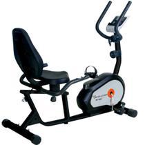 Bike ergométrica horizontal evox  rb802 - Evolution Fitness