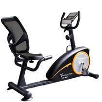 Bike ergométrica horizontal evox rb902 - Evox Fitness