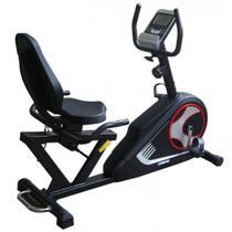 Bike ergométrica horizontal magnética dream semi profissional oneal tp939  cd -