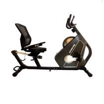 Bike ergométrica horizontal magnética semi profissional oneal tp720 - cd -