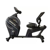 Bike ergométrica horizontal magnética semi profissional oneal tp760 - cd -