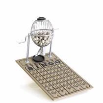 Bingo Globo Grande Loto n 3 a 75 - Tacolândia