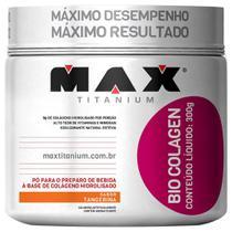 Bio Colagen 300 g - Max Titanium -