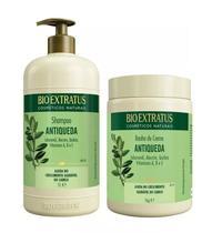 Bio Extratus Jaborandi Shampoo + Máscara 1 L -