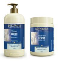 Bio Extratus Neutro Shampoo + Máscara 1 L -