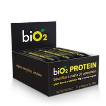 Bio2 Protein Bar Bauninha e Amendoim -