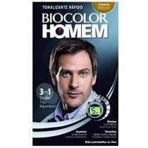 Biocolor Homem Tonalizante Louro Escuro (Kit C/06) -